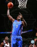 Oklahoma City Thunder - Serge Ibaka Photo Photo