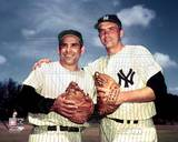 New York Yankees - Yogi Berra, Johnny Blanchard Photo Photo