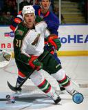 Minnesota Wild - Kyle Brodziak Photo Photo