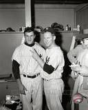 New York Yankees - Whitey Ford, Bill Skowron Photo Photo
