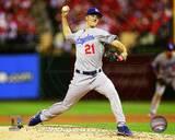 Los Angeles Dodgers - Zack Greinke Photo Photo