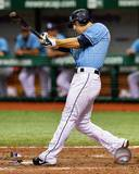 Tampa Bay Rays - Sean Rodriguez Photo Photo