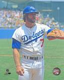 Los Angeles Dodgers - Steve Yeager Photo Photo