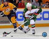 Minnesota Wild - Torrey Mitchell Photo Photo