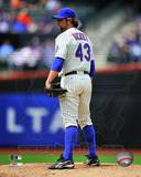 New York Mets - R.A. Dickey Photo Photo