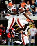 Cleveland Browns - Sean Jones, Beau Bell Photo Photo