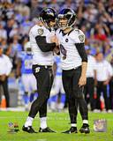 Baltimore Ravens - Sam Koch, Justin Tucker Photo Photo