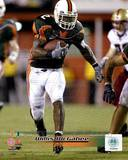 Miami Hurricanes - Willis McGahee Photo Photo
