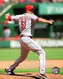 Cincinnati Reds - Sean Marshall Photo Photo