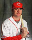 Cincinnati Reds - Tucker Barnhart Photo Photo