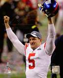 New York Giants - Steve Weatherford Photo Photo