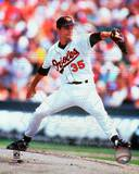 Baltimore Orioles - Mike Mussina Photo Photo