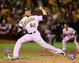Oakland Athletics - Sean Doolittle Photo Photo