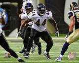 Baltimore Ravens - Vonta Leach Photo Photo