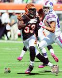 Cincinnati Bengals - Thomas Howard Photo Photo