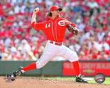 Cincinnati Reds - Mike Leake Photo Photo