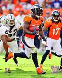 Denver Broncos - Willis McGahee Photo Photo