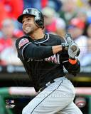 Miami Marlins - Omar Infante Photo Photo