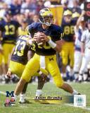 Michigan Wolverines - Tom Brady Photo Photo