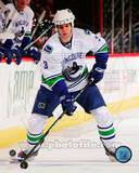 Vancouver Canucks - Kevin Bieksa Photo Photo