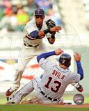 Minnesota Twins - Pedro Florimon Photo Photo