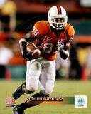 Miami Hurricanes - Sinorice Moss Photo Photo