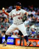 Detroit Tigers - Jose Valverde Photo Photo