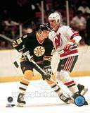 Boston Bruins - Mike Krushelnyski Photo Photo