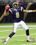 St Louis Rams - Sam Bradford Photo Photo