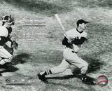 Boston Red Sox - Ted Williams Photo Photographie