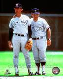 New York Yankees - Yogi Berra, Graig Nettles Photo Photo
