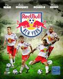New York Red Bulls - Thierry Henry, Rafa Marquez, Tim Ream Photo Photo