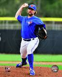 Toronto Blue Jays - R.A. Dickey Photo Photo