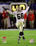 New Orleans Saints - Scott Shanle Photo Photo