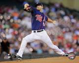 Minnesota Twins - Scott Diamond Photo Photo