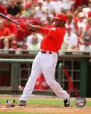 Cincinnati Reds - Ken Griffey Jr. Photo Photo