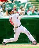 Cleveland Indians - Jason Donald Photo Photo