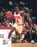 Detroit Pistons - Joe Dumars Photo Photo
