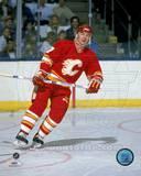 Calgary Flames - Joe Mullen Photo Photo