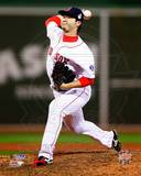 Boston Red Sox - Junichi Tazawa Photo Photo