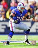 Buffalo Bills - Eric Wood Photo Photo