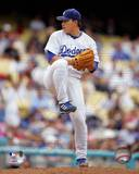 Los Angeles Dodgers - Hong-Chih Kuo Photo Photo