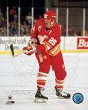 Calgary Flames - Joe Nieuwendyk Photo Photo