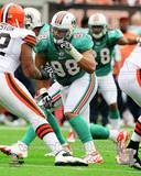 Miami Dolphins - Jared Odrick Photo Photo