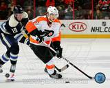 Philadelphia Flyers - Eric Wellwood Photo Photo
