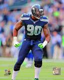 Seattle Seahawks - Jason Jones Photo Photo