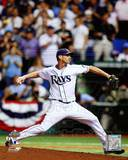 Tampa Bay Rays - Grant Balfour Photo Photo