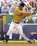 Milwaukee Brewers - Logan Schafer Photo Photo