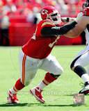Kansas City Chiefs - Glenn Dorsey Photo Photo