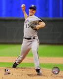 Milwaukee Brewers - Zack Greinke Photo Photo